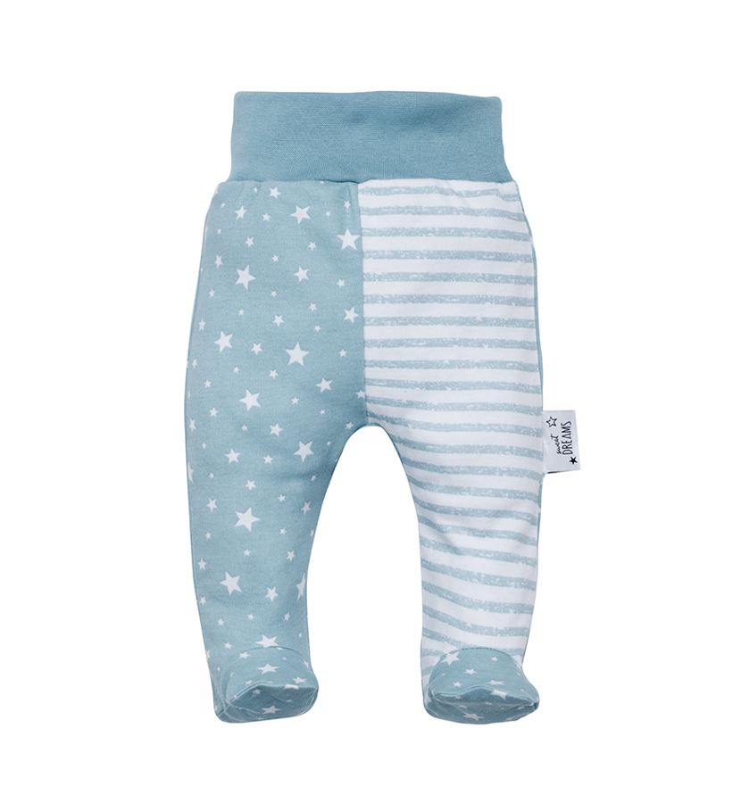 Pants with feet SWEET DREAMS (Sizes: 62., 68.)