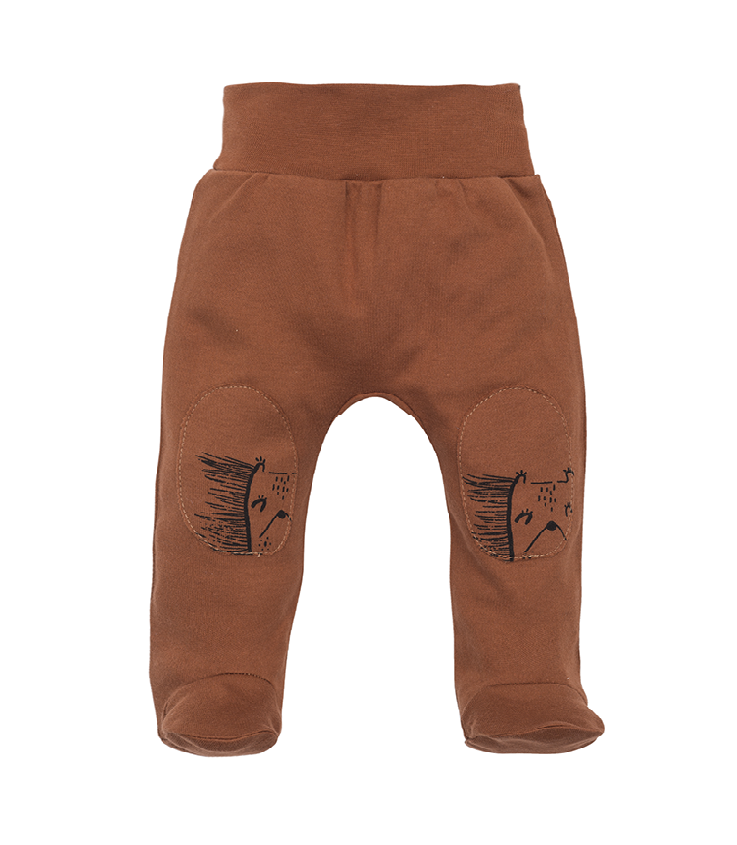 Pants with feet SPIKE (Sizes: 56., 74.)