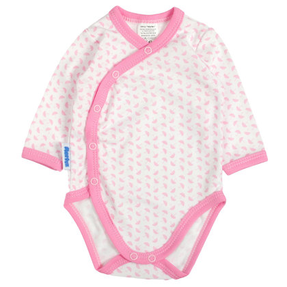 Bodysuit UMBRELLA - pink (Sizes: 56., 62., 68.)