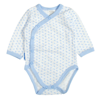 Bodysuit UMBRELLA - light blue (Sizes: 56., 62., 68.)