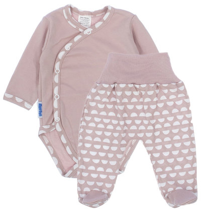 Bodysuit and pants with feet KOKA (Sizes: 62., 68.)