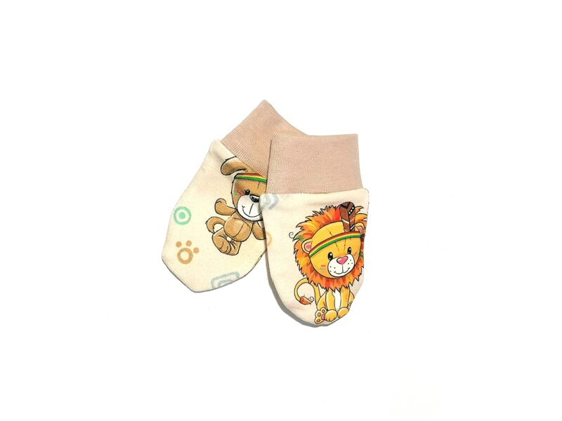 Mittens INDIANS (One size)