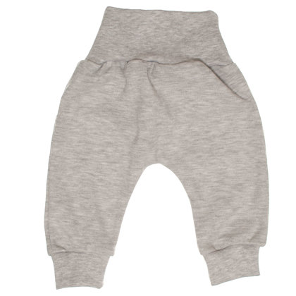 Joggers - gray (Sizes: 62., 68., 74.)