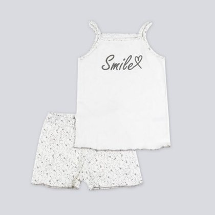 Nightwear set SMILE - stars (Sizes: 98., 104.)