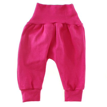 Joggers - pink (Sizes: 62., 68., 74.)