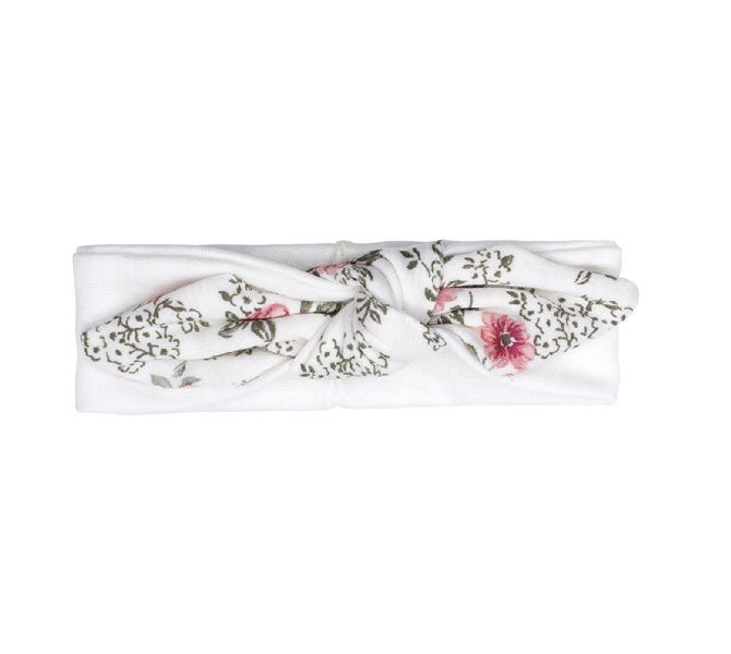 Headband LITTLE ROSES (Sizes: 56./62., 68./74.)