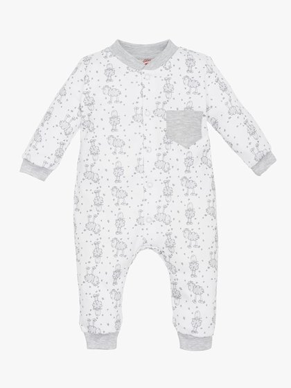 Sleepsuit without feet LITTLE SHEEP (Size: 80.)