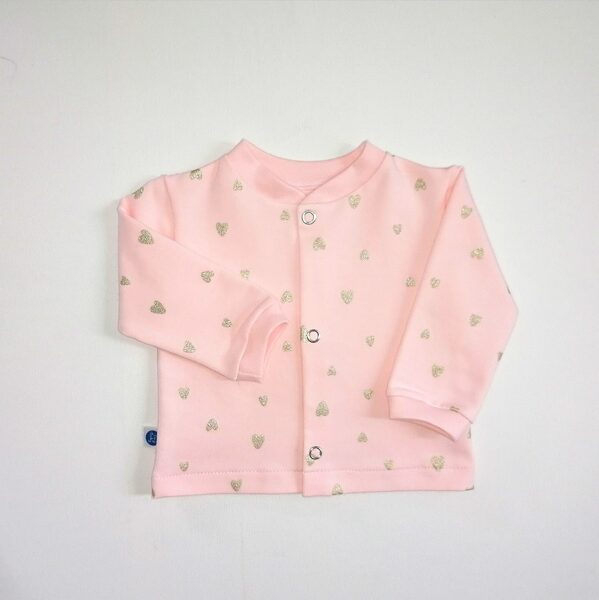 Jacket HEARTS (Sizes: 56., 62.)