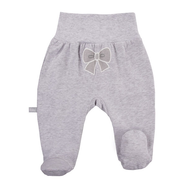 Pants with feet BOW (Sizes: 56., 68.)