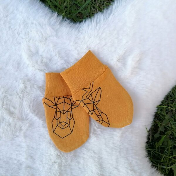 Mittens DEERS S (One size)