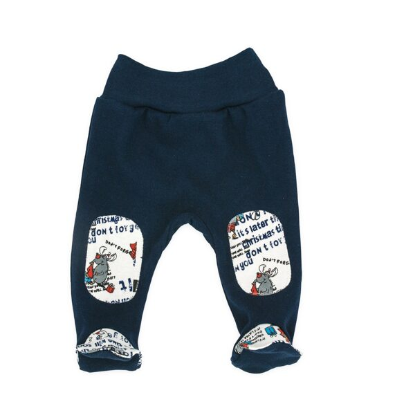 Pants with feet GIFT (Size: 62.)
