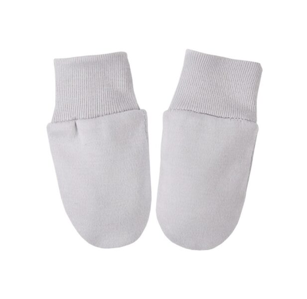 Mittens - gray (One size)