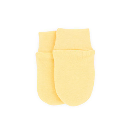 Mittens - yellow (One size)