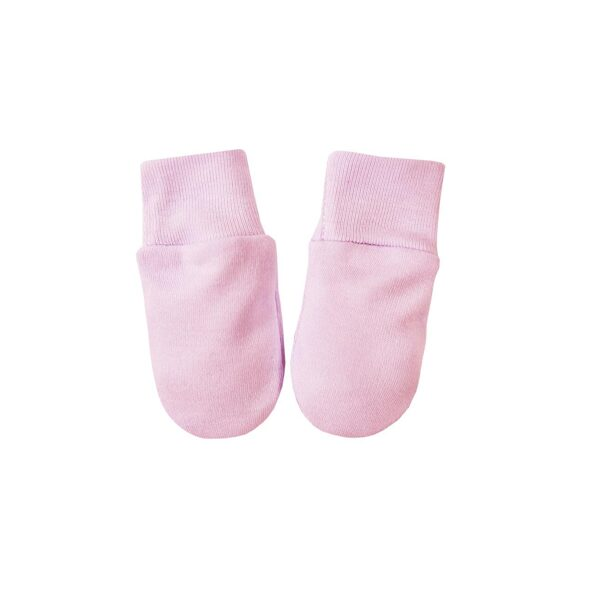 Mittens - pink (One size)