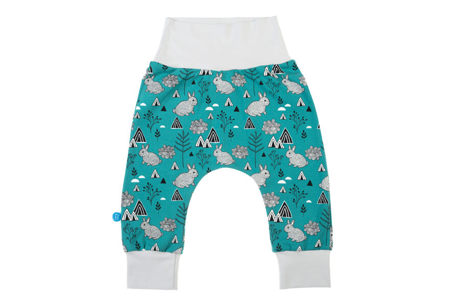 Joggers TINY BABY - multicolored (Sizes: 56., 62.)